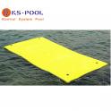 Tapiz Flow tapices flotantes para piscinas, lagos, playa, camping