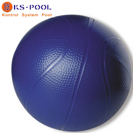 Pelota rugosa para juegos en agua de piscinas, lagos, playas.