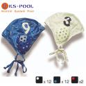 Juego gorros Waterpolo para piscinas de competicion