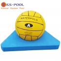 Soporte balon campeonato waterpolo para piscinas de competicion