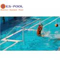 Juego Porterias oficial reglamentaria waterpolo para piscinas de competicion