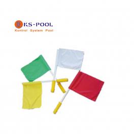 Banderin waterpolo para piscinas de competicion