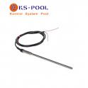 Sensor de temperatura PT100 para bombas dosificadoras de piscinas Astralpool