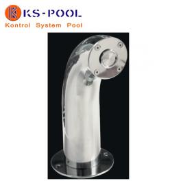 Cajetin nicho elevado para pulsador piezoelectrico de spa, piscina