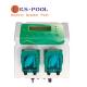 Panel modulo compacto para ajuste de ph y redox Kripsol