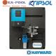Panel dosificacion HCS Hayward / Kripsol para piscina publica