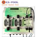 Panel modulo compacto para ajuste de ph y redox