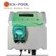 Panel dosificacion compacto control clorador salino y ph