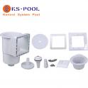 Skimmer generico para piscinas portatiles