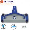 Carro limpiafondos manual Plus para piscinas