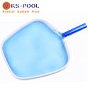 Recogehojas plano plus fijacion clip piscinas