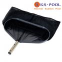 Recogehojas profesional bolsa fijacion clip piscinas