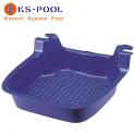 Lavapies para piscina portatil, elevada, portable, hinchable