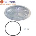Tapa filtro piscina Kripsol modelo Granada, repuestos / recambios