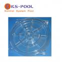 Repuesto tapa bomba Kapri KAP Kripsol HCP3800 Hayward piscina