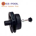 Repuesto turbina bomba modelo Kapri KAP / HCP3800, Kripsol Hayward