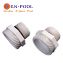 Repuesto Kit racord enlace para filtro de piscina Kripsol