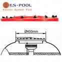Recambio tapa filtro piscina Kripsol Malaga BM / Hayward HCFM