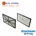 Repuesto juego paneles filtros limpiafondo piscina Atlantis Kripsol