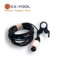 Sonda de nivel para bomba dosificadora en piscinas