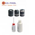 Recambio membrana sonda potenciostaticas piscinas y electrolito