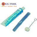 Kit parche reparación liner piscina portátil portable