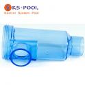 Vaso Célula Innowater para clorador salino SMC de piscina