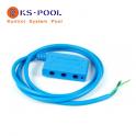 Cable Célula Innowater para clorador salino SMC de piscina