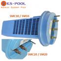 recambio, repuesto célula clorador salino piscina Kripsol SMC20 / SM20