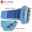 Célula de recambio clorador salino de piscina Naturalchlor / Kripsol