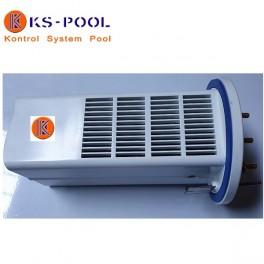 Célula electrodo para clorador salino de piscinas Kripsol KLS30
