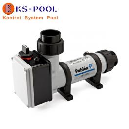Calentadores eléctricos Pahlen Aqua Compact piscinas, spas, jacuzzis...