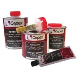 Adhesivo / pegamento para tubos y piezas pvc