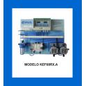 Panel dosificacion para ajuste de ph y redox - cloro Kripsol