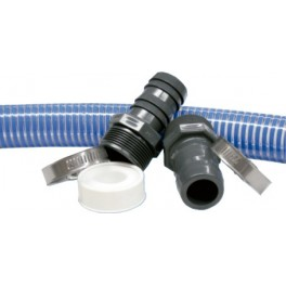 Kits de unión para grupos compactos, unión entre filtro y bomba