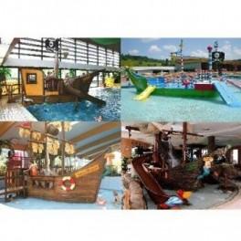 Barcos pirata parque infantiles