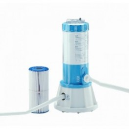 Filtro cilíndrico con bomba Astralpool de piscinas